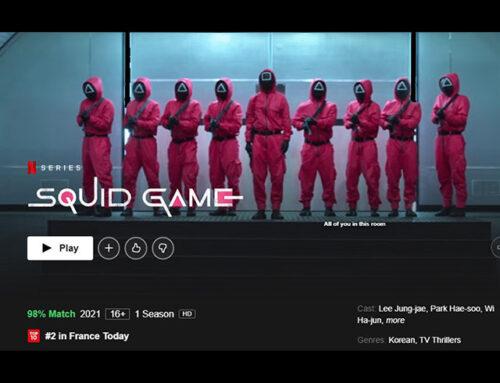 OTT – Il successo senza precedenti di Squid Game rilancia la crescita di Netflix